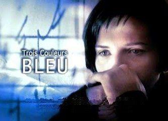Tres colores: azul, 5 Etapas del duelo de E. Kübler-Ross