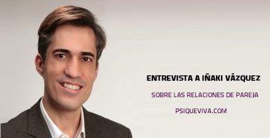 Entrevista a Iñaki Vázquez
