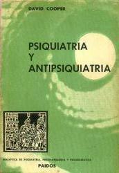Libro recomendado de antipsiquiatría