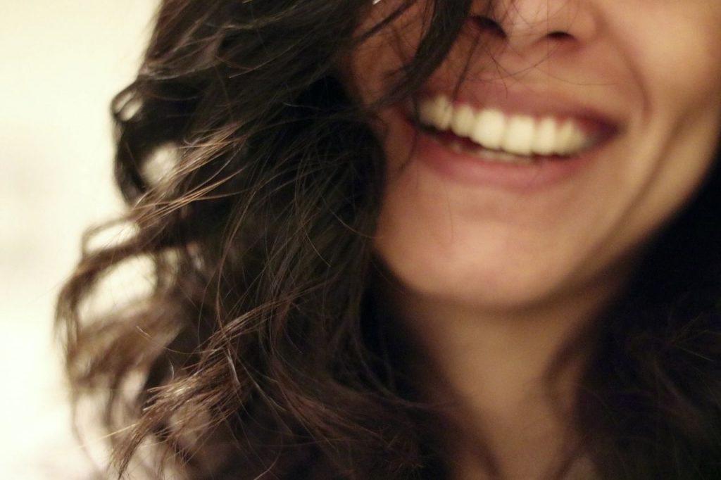 Auténtica sonrisa