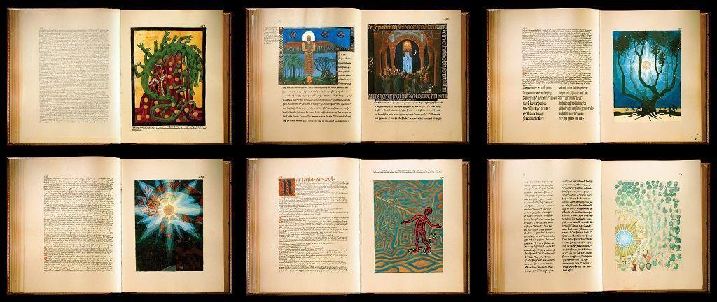 Carl Gustav Jung el libro rojo