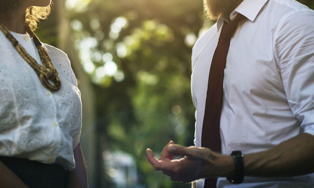 Comunicarse con la pareja