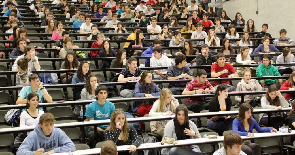Facultad de psicología en Granada