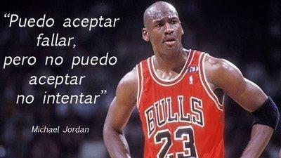 Frases de MIchael Jordan
