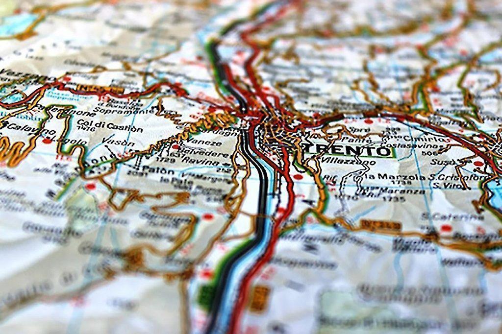 Mapas cognitivos y su importancia en la vida cotidiana
