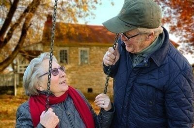 Personas mayores con inteligencia emocional