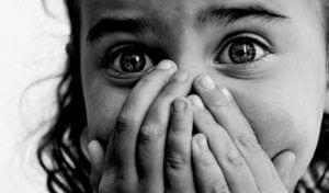 Niña desarrolla fobias específicas