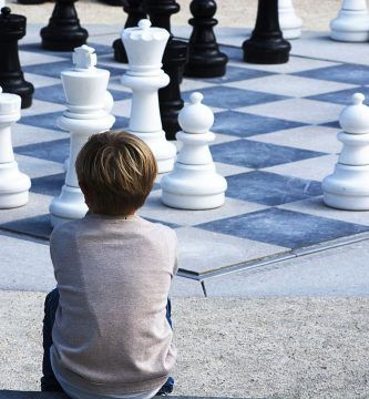 ejercitar la mente de los niños