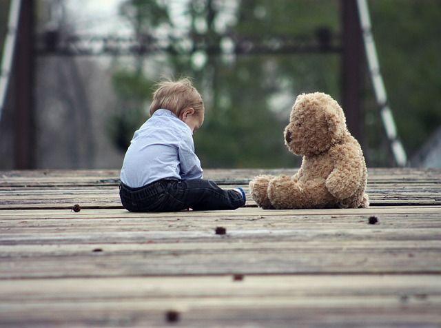 Los niños ante el divorcio