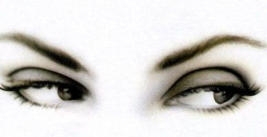 ojos de envidia