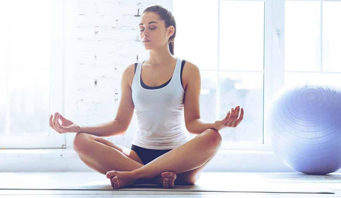 Respiración de yoga
