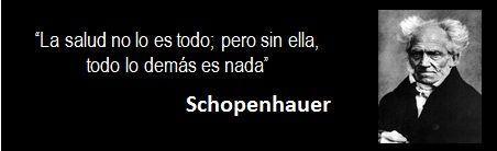 Frase filosófica de Schopenhauer