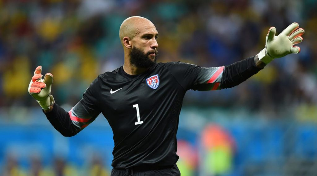 Tim howard síndrome de Tourette