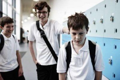 Maltrato bullying