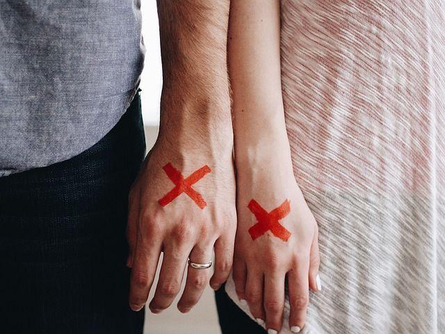 Fases para superar un divorcio