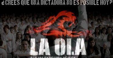 """Película """"La ola"""" ¿Es posible una dictadura en la actualidad?"""